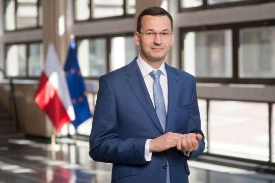 Прем'єр-міністр Польщі Матеуш Моравецький - Росія намагається фальсифікувати історію Польщі, – Моравецький