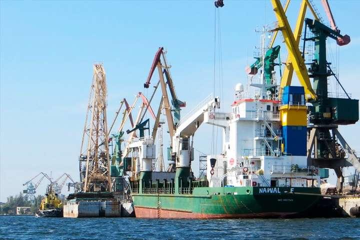 Херсонский морской торговый порт перешел в концессию