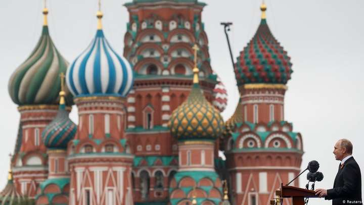 Путін з космічною швидкістю змінює Конституцію Росії