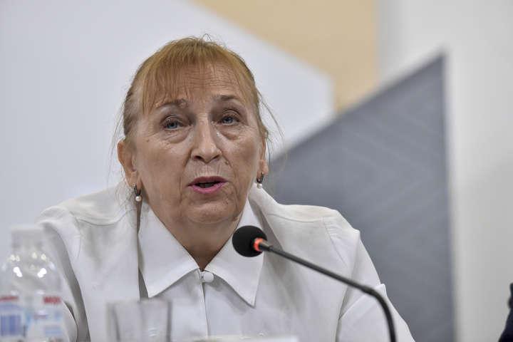 Соціологиня Ірина Бекешкіна — Соціологиня Бекешкіна розкритикувала «перепис Дубілета»