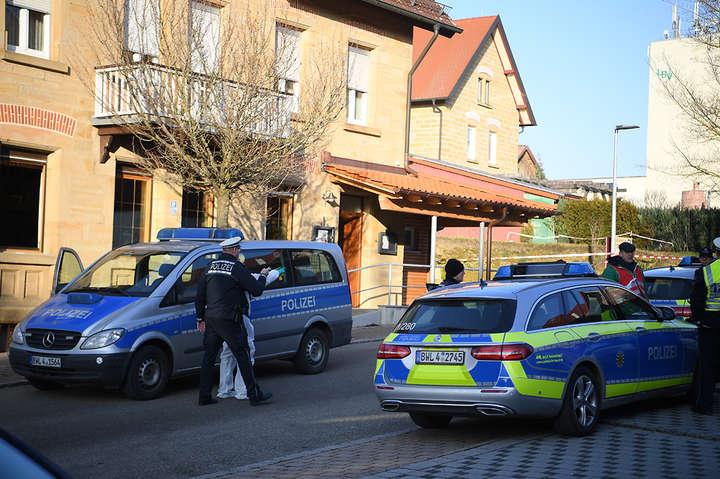 Шестеро человек погибли из-за стрельбы в Германии