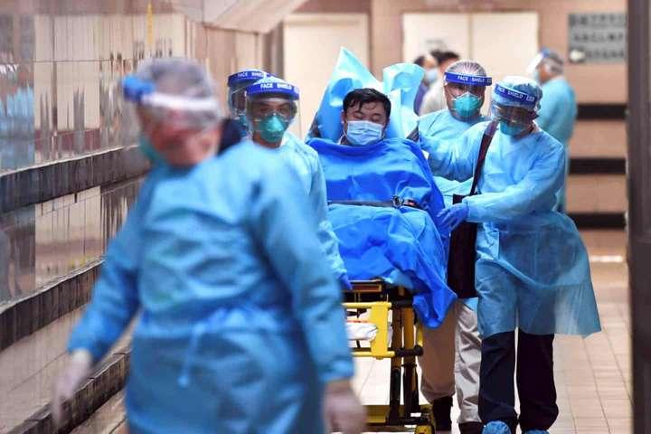 Смертельний вірусnCoV вперше зафіксували в Європі - Коронавірус дістався Європи: підтверджено два випадки зараження у Франції