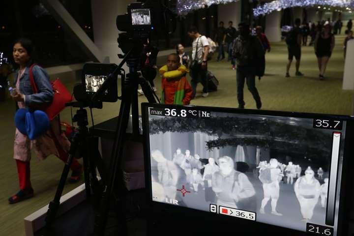 Спалах коронавірусу: у «Борисполі» пасажирам з Китаю мірятимуть температуру