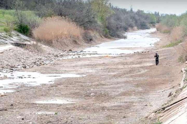 Водний канал у Криму — У Росії з прихильністю відреагували на ідею «Слуги народу» щодо продажу української води в Крим
