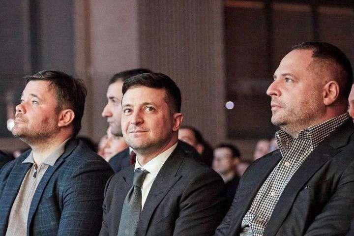 Історія війни: Єрмак переміг Богдана і в Офісі президента, і в Києві