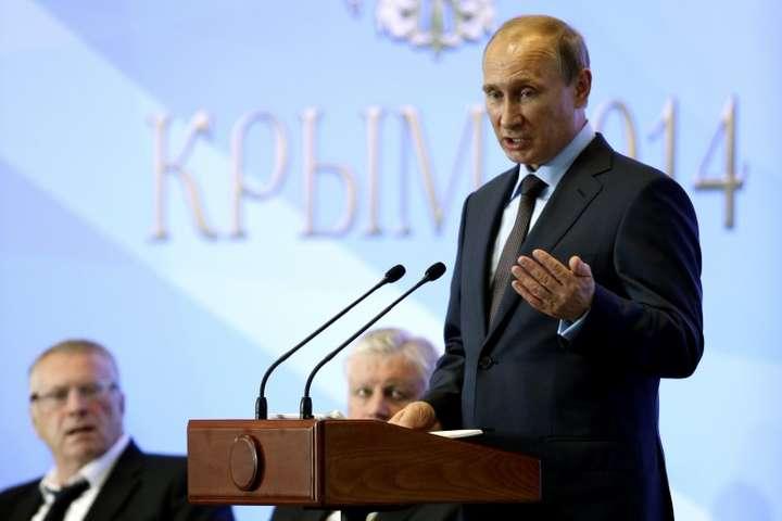 Окупований Росією Крим має проблеми з питною водою - У Путіна прокоментували заяву «слуги народу» про воду для окупованого Криму