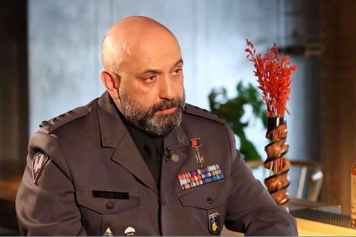 Генерал Збройних сил, заступник секретаря РНБО Сергій Кривонос - Генерал Кривонос вимагає від влади піднімати тему виконання Будапештського меморандуму