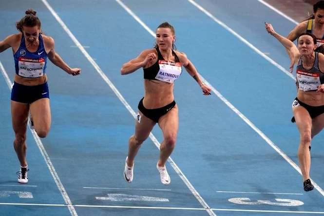 Вікторія Ратникова на початку 2020 року непереможна - Українська спринтерка здобула перемогу на шостому турнірі поспіль