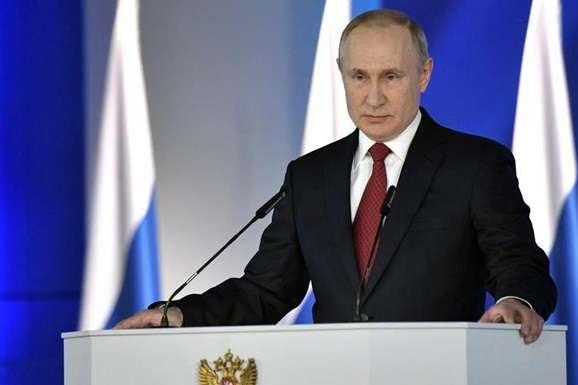 Рівень довіри до Путіна в РФ впав за рік з 59 до 39 відсотків - опитування - Росіяни стали менше довіряти Путіну, - соцопитування