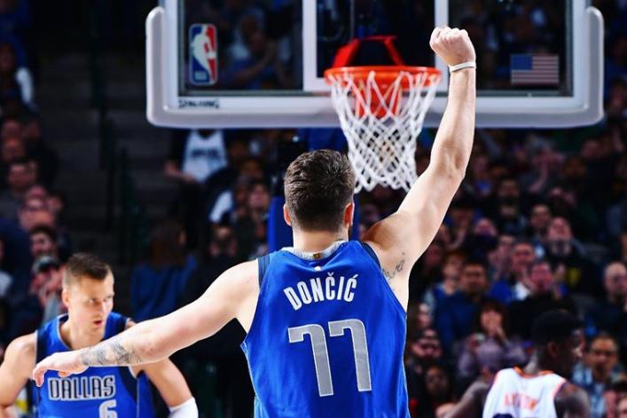 Дончіч запалює - НБА: Михайлюк та Дончіч повернулися у гру, але з різними результатами