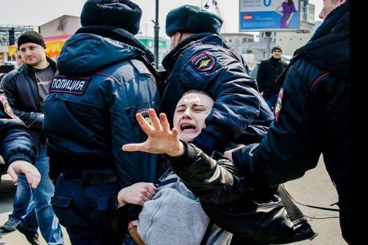 У Росії вже двадцять років вибудовується система придушення і репресій
