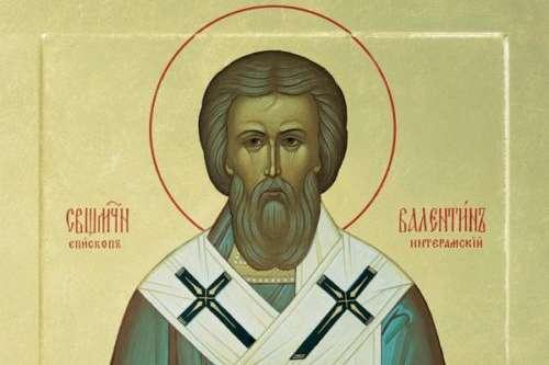 Помісна церква розвіяла черговий міф: Святий Валентин не є покровителем закоханих