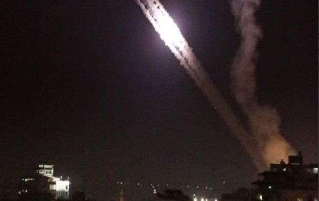 Ізраїльська авіація вдарила по столиці Сирії