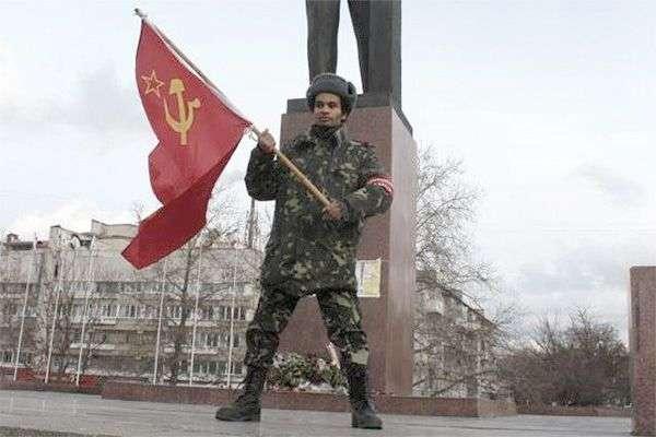 Бойовик «ДНР» Бенес Айо, відомий за прізвиськом «Чорний Ленін» - «Чорний Ленін»: у Росії випустили із СІЗО бойовика «ДНР»