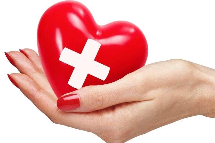 Закоханим киянам пропонують здати сьогодні кров для порятунку життя