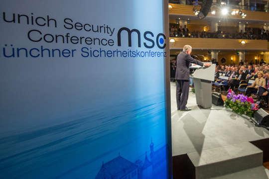 На Мюнхенській конференції запропонували 12 кроків для досягнення миру в Україні