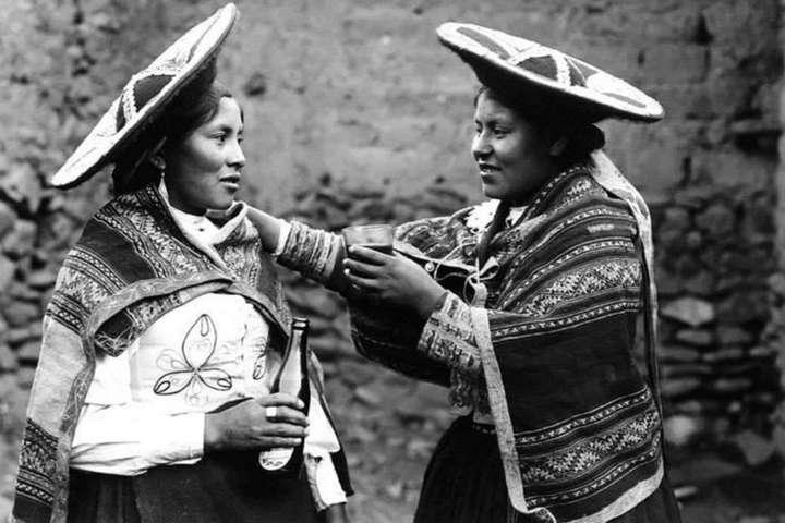 Перу на початку 20 століття: неймовірні архівні знімки, зроблені індіанцем Мартіном Чамбі