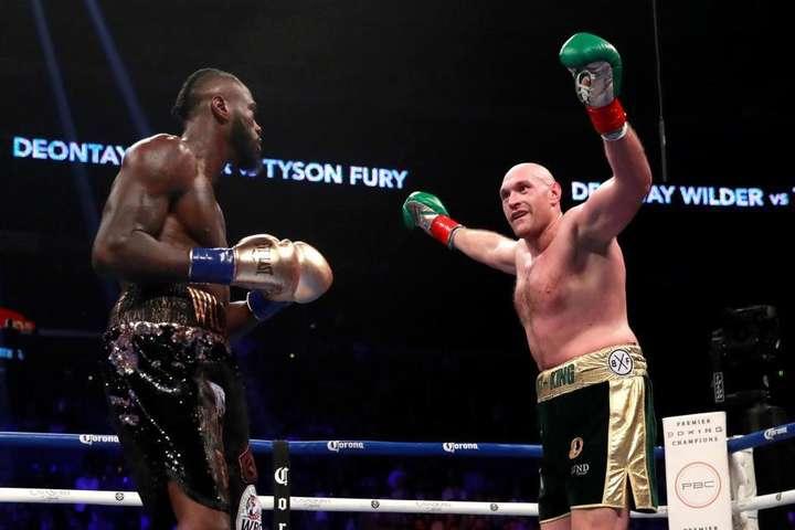 Другий бій між Ф'юрі та Вайлдером пройде в ніч на 23 лютого - Тайсон Ф'юрі розповів про користь кунілінгусу для боксерів