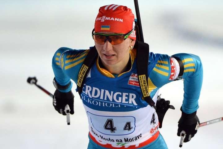 Олена Підгрушна ледь не створила велику сенсацію та обмежилася малою - Чемпіонат звіту з біатлону 2020: Підгрушна зупинилася за крок до п'єдесталу