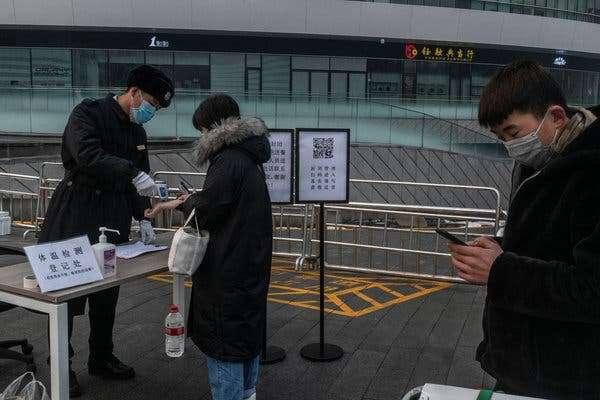 Пекін ввів 14-денний карантин для всіх, хто прибуває у місто