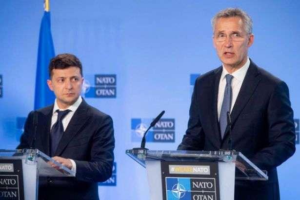 ВолодимирЗеленський зустрінеться зі Столтенбергом, генсеком НАТО - Генсек НАТО заявив, що зустрінеться із Зеленським у Мюнхені