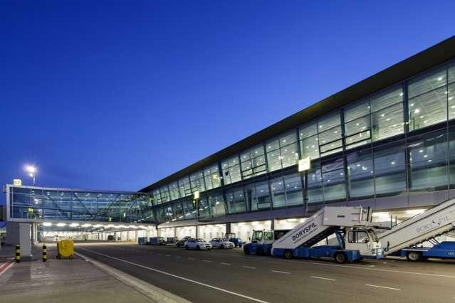 Аеропорт «Бориспіль» здобув перше місце в світовому рейтингу