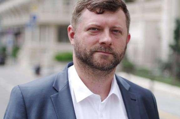 Корнієнко: З'їзд має затвердити нову редакцію статуту партії - Корнієнко: «Слуга народу» планує оновити раду партії