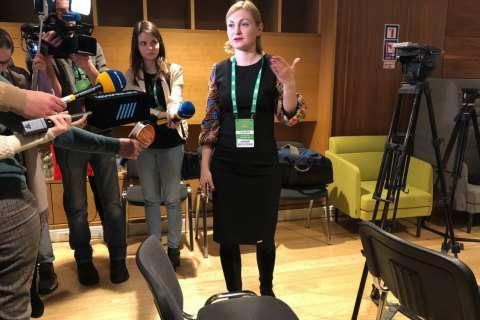 «Ми вирішили, що це буде офіс партії для різних наших структур», — Кравчук - «Слуги» офіційно оголосили «Парковий» своїм офісом
