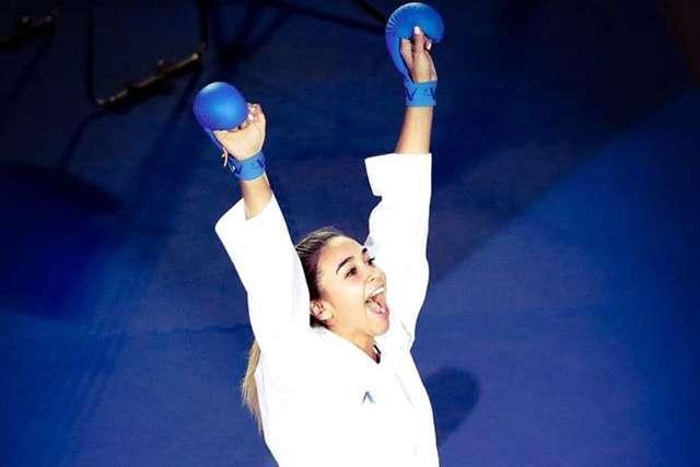 Анжеліка Терлюгана семи з останніх дев'яти турнірів престижної серії «Карате1» виходила у фінал - Вперше в історії українська каратиста здобула олімпійську ліцензію