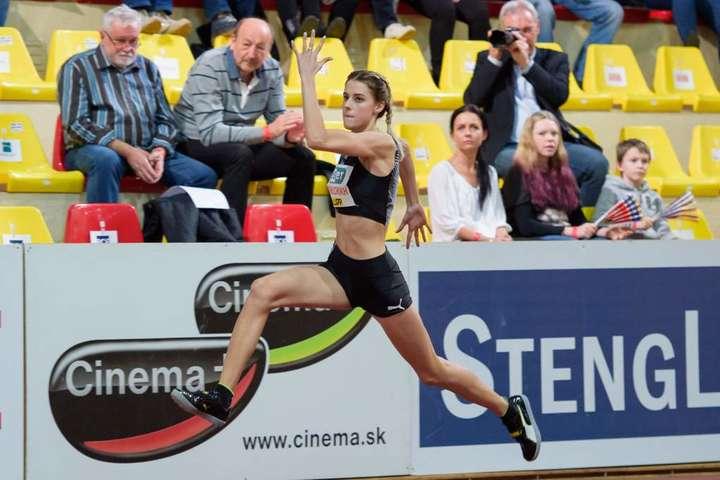 Ярослава Магучих виграла п'яті змагання поспіль - 18-річна Ярослава Магучих стала переможницею World Athletics Indoor Tour