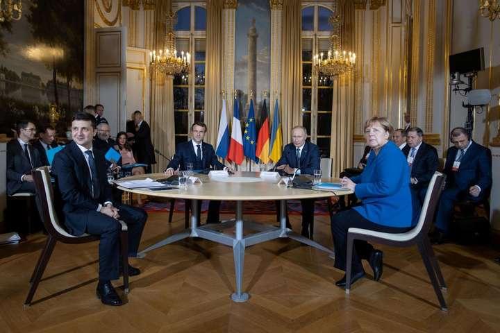 Саміт нормандського формату - у Росії висунули умови - У МЗС Росії назвали умову проведення нового саміту «нормандської четвірки»