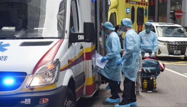 Кількість жертв коронавірусу в Китаї зросла до 1770