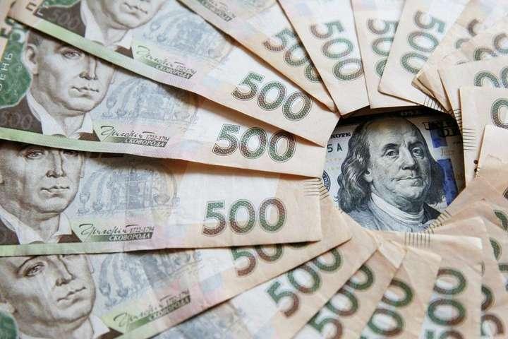 pЧастка державного боргу в національній валюті зросла до 41%/p - Держборг України скоротився до 44% щодо ВВП