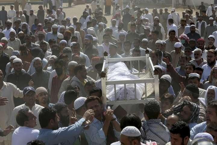 У Пакистані через витік токсичного газу загинуло 14 людей