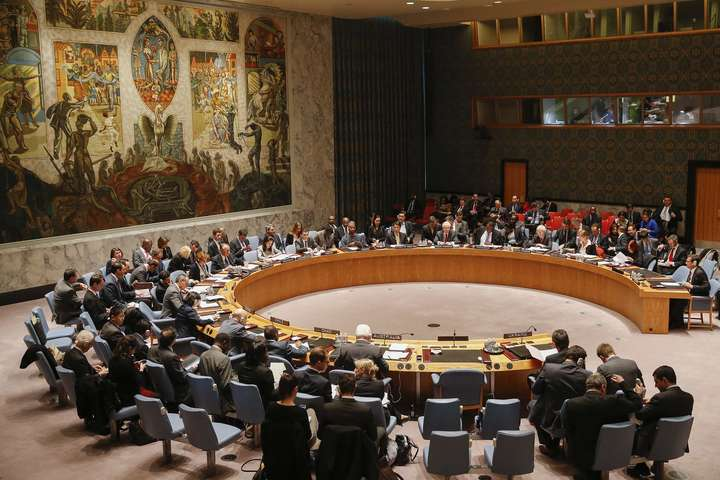 У Нью-Йорку проходить засідання Радбезу ООН щодо загострення на Донбасі