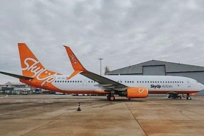 БортSkyUp відправиться в напрямку Китаюо02:50 19 лютого - Літак з евакуйованими з Китаю українцями перенаправили у «Бориспіль»