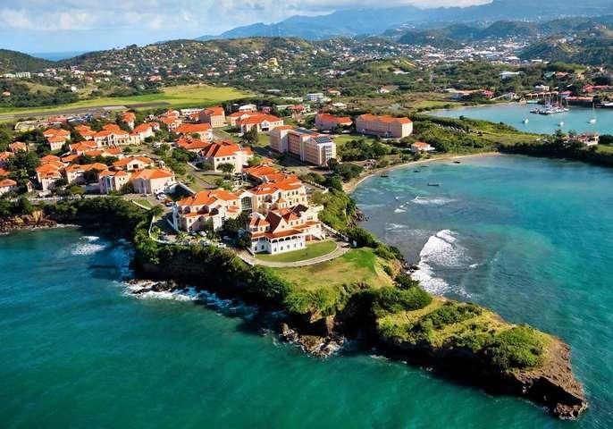 Гренада — острівна держава в Карибському морі — Україна вводить безвіз ще з однією екзотичною країною