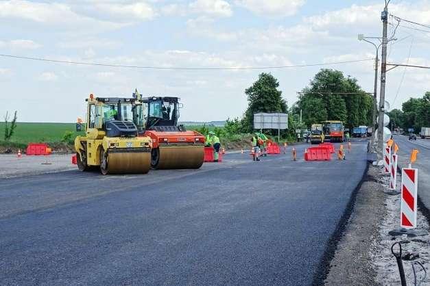 У 2020 році планують завершити ремонт траси М12 на Вінниччині