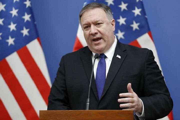Державний секретар США Майк Помпео - Помпео анонсував підписання мирної угоди з талібами