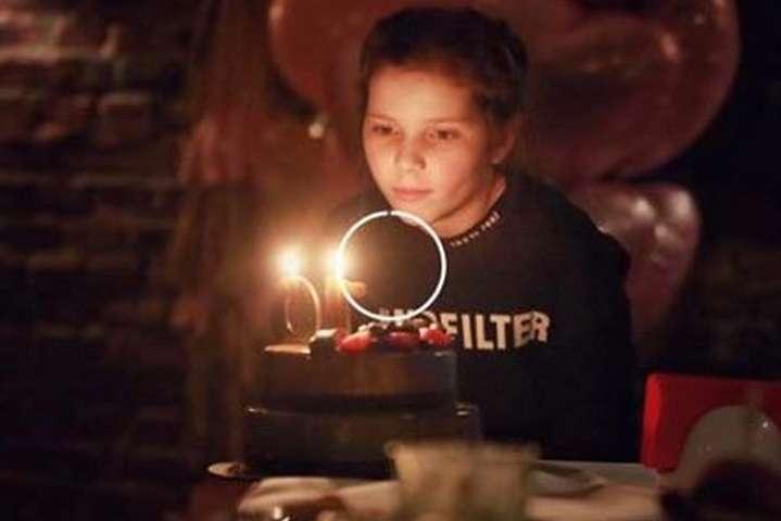 Доньці Зоряни Скалецької сьогодні виповнилося 10 років - Донька міністра охорони здоров'я святкує 10 років з татом