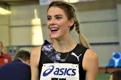 Фото: — Ярослава Магучих стала головною зіркою чемпіонату України в Сумах