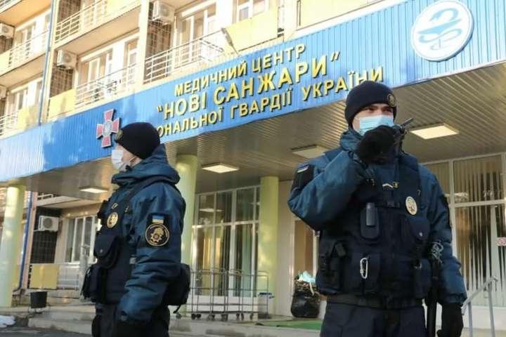 МВС: правоохоронці та медики в Нових Санжарах працюють у штатному режимі