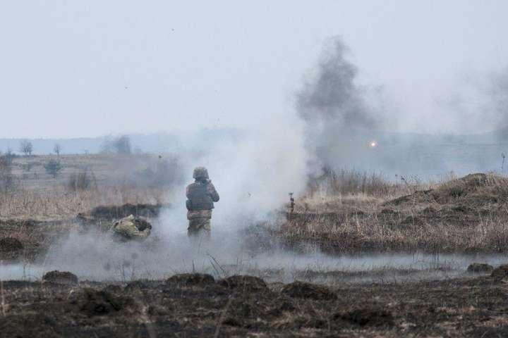 Вчора, 23 лютого, внаслідок ворожих обстрілів втрат серед військовослужбовців Об'єднаних сил не було - Бойовики на Донбасі продовжують активно гатити із забороненого озброєння
