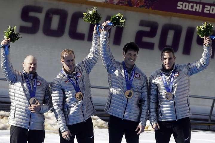 У Сочі американці отримали бронзу. Тепер вони поміняють її на срібло - «Ті, з ким змагався десятиліття, шахраювали», - американський бобслеїст про дискваліфікацію росіян