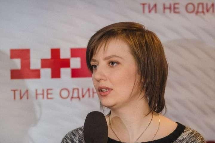 Поліція відкрила справу проти продюсерки «1+1», яка хоче знімати українською лише комедії