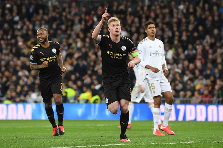 Кевін де Брюйне зробив гру - «Реал» - «Манчестер Сіті»: Гвардіола перемагає Зідана