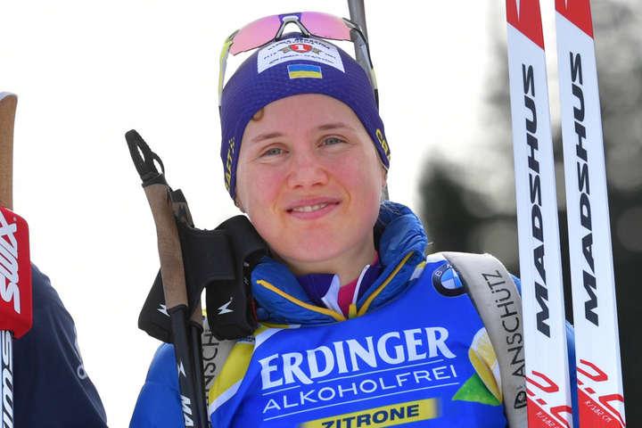 Анастасія Меркушина доповнила колекцію нагород бронзою Євро-2020 - За честь, за славу, за стипендії: Україна здобула третю медаль у трьох гонках Євро з біатлону