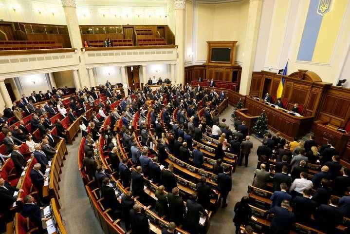 spanУ лютому в середньому один депутат взяв участь в 73% голосувань Ради/span - У лютому лише двоє депутатів взяли участь у всіх голосуваннях Ради