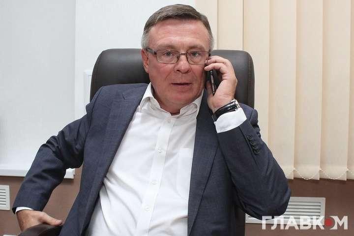 Міністр закордонних справчасів правління президента-втікача Януковича Леонід Кожара