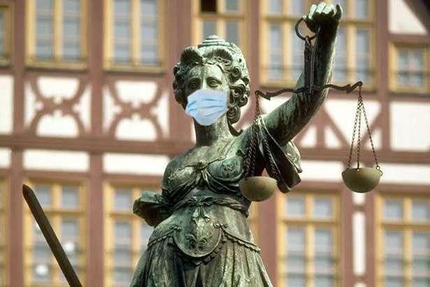 Правосуддя в умовах коронавірусу: щодо процедури розгляду справ у зв'язку з запровадженням карантину